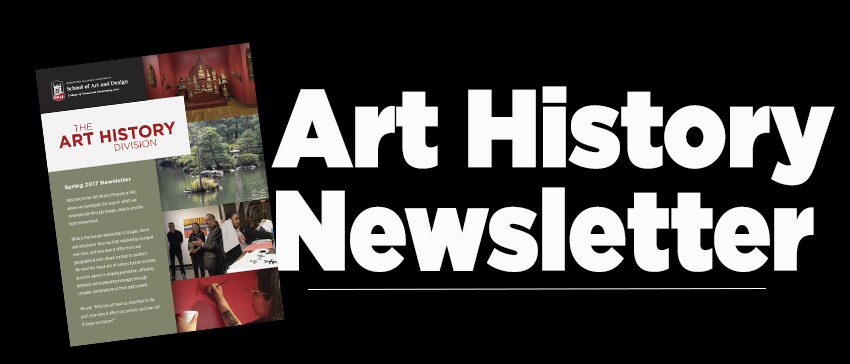 Art History Newsletter – Fall 2017