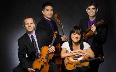 NIU's Avalon String Quartet in concert Jan. 30