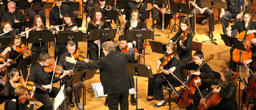 Community School of the Arts Sinfonia Concerto Competition applications due Oct. 23
