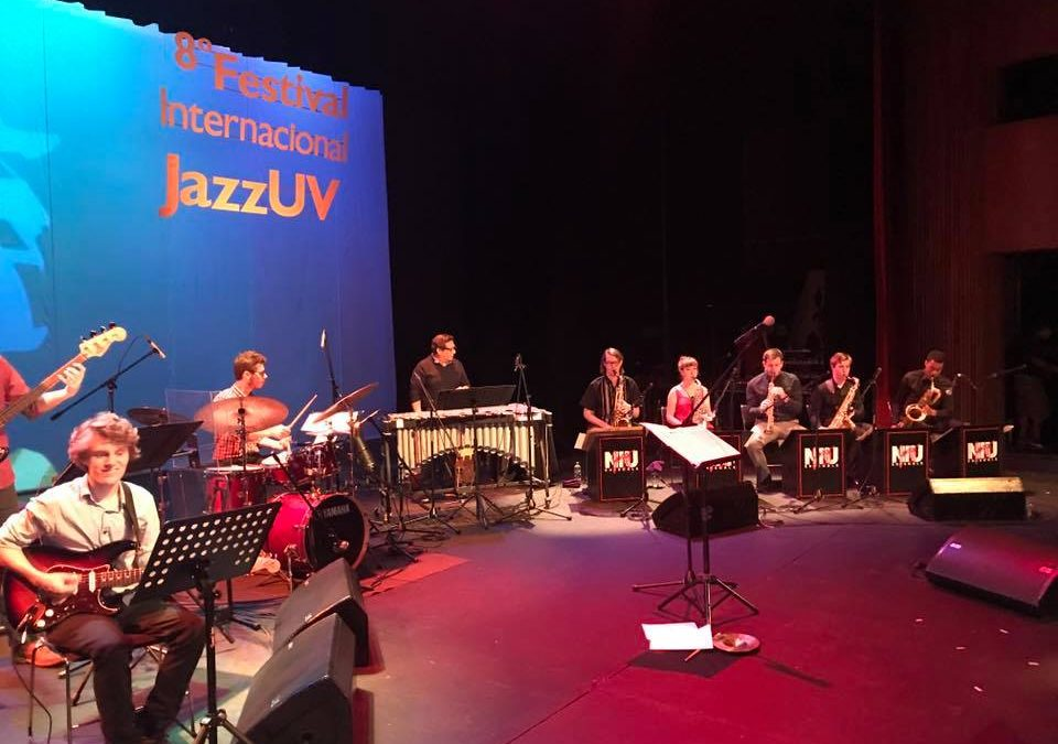 Jazz Ensemble packs a lifetime of experiences into 10 days in Mexico