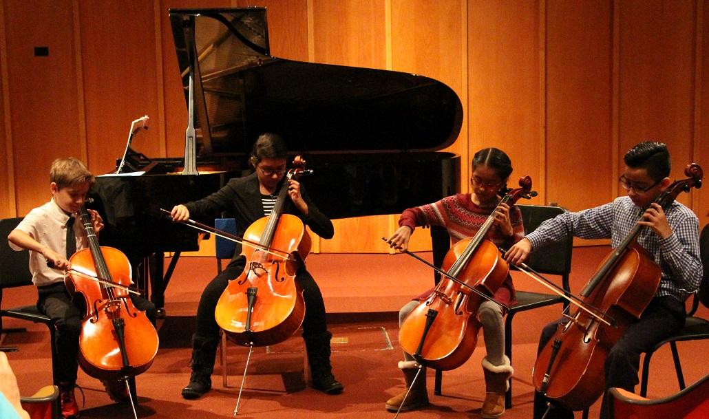 NIU Community School of the Arts Announces Fall Recital and Concert Schedule