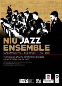Jazz Ensemble Poster 3