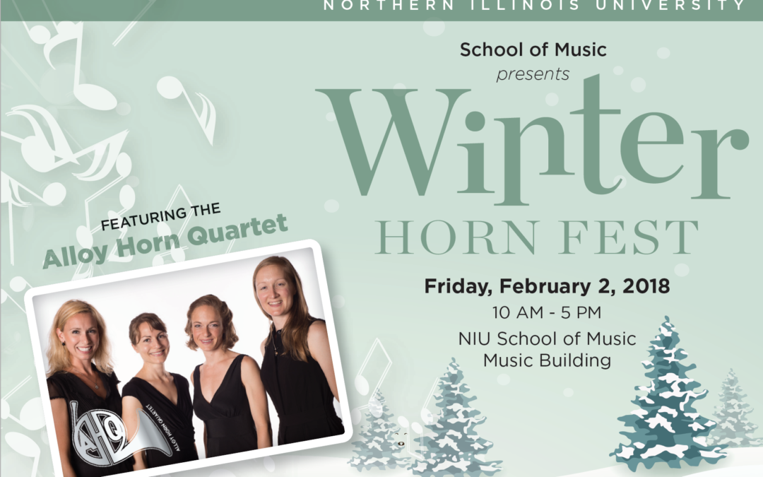 School of Music hosts Winter Horn Fest, Feb. 2