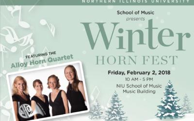 School of Music hosts Winter Horn Fest, Feb. 2