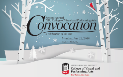 CVPA presents second annual Convocation, Monday, Jan. 22