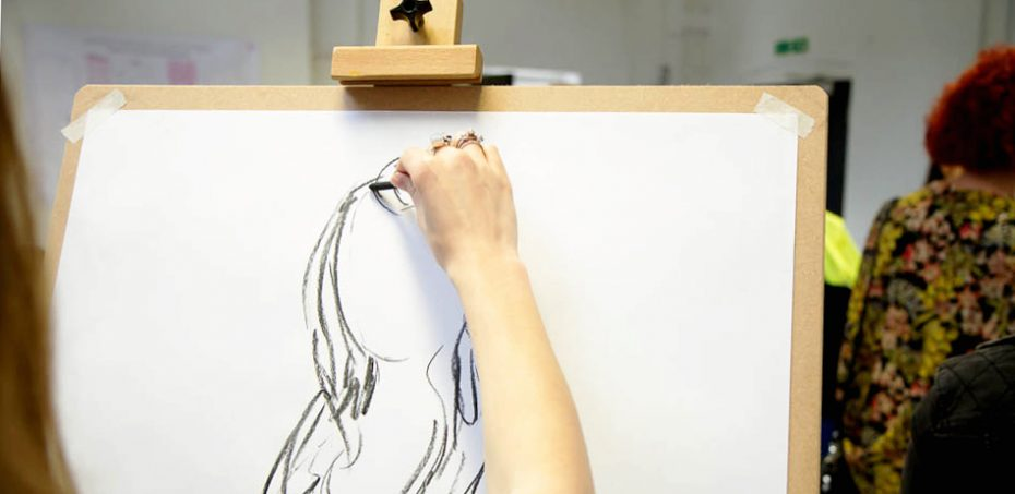 Life drawing models needed for spring art classes