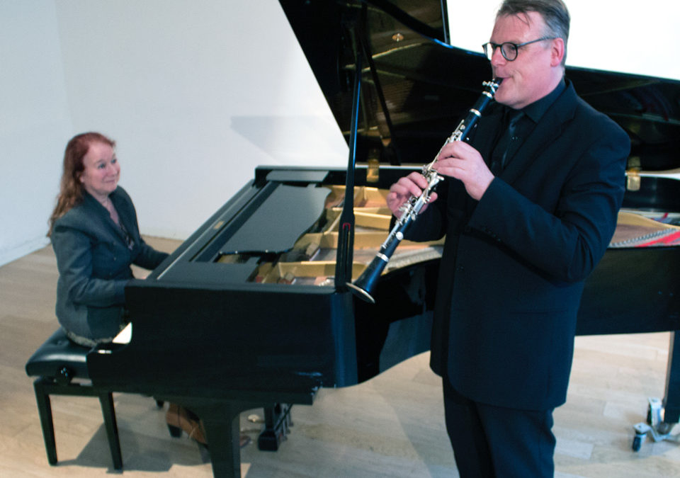 School of Music's Clarinet Cornucopia festival Feb. 17