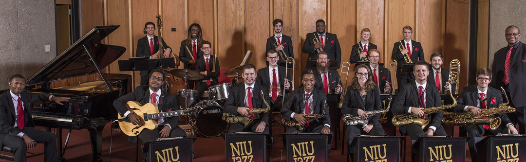 NIU racks up recognition at Elmhurst College Jazz Festival