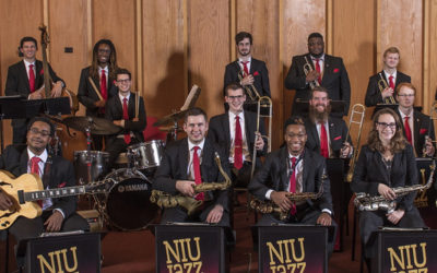 NIU racks up recognition at Elmhurst College Jazz Festival