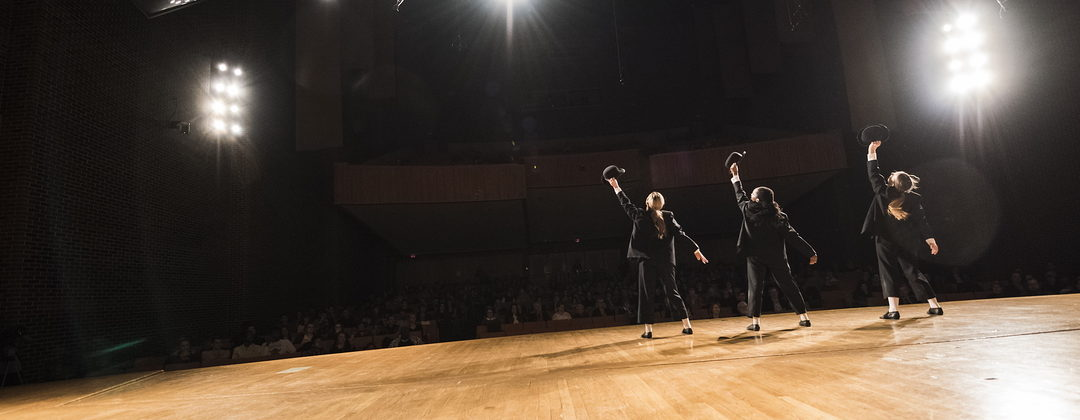 Watch: The 2018 NIU College of Visual and Performing Arts Convocation video
