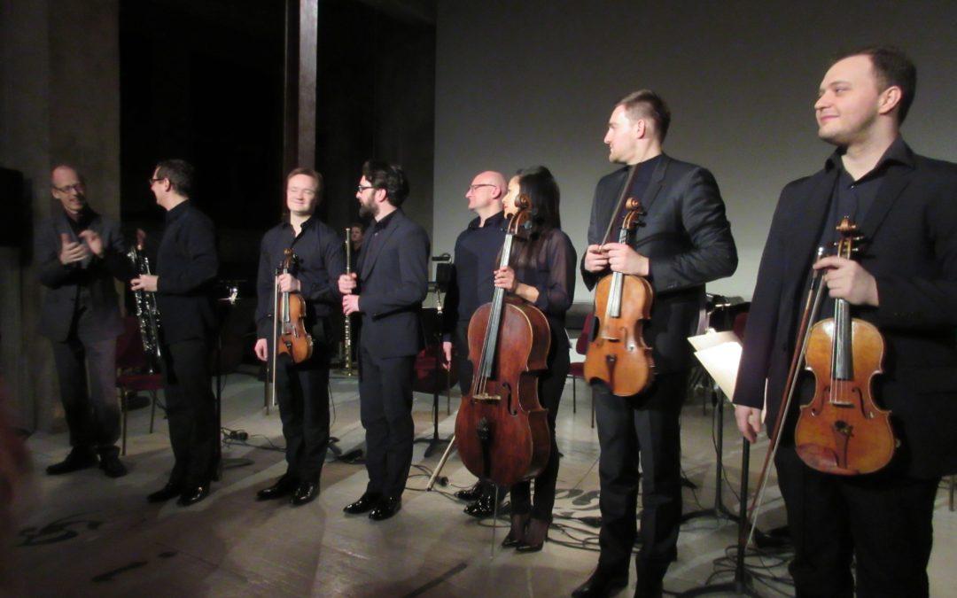 Estonian composer lauds NIU's Gregory Barrett in Germany