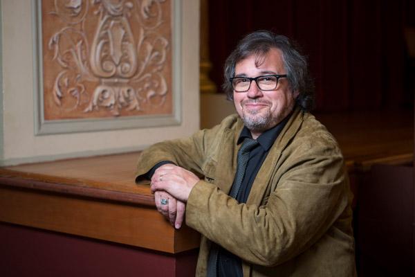 Huskie Spotlight: Alex Gelman, Director, School of Theatre and Dance