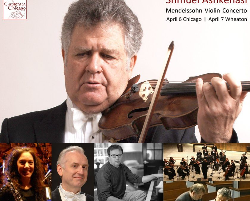 Former Vermeer Quartet violinist to perform, NIU students can attend for a discount