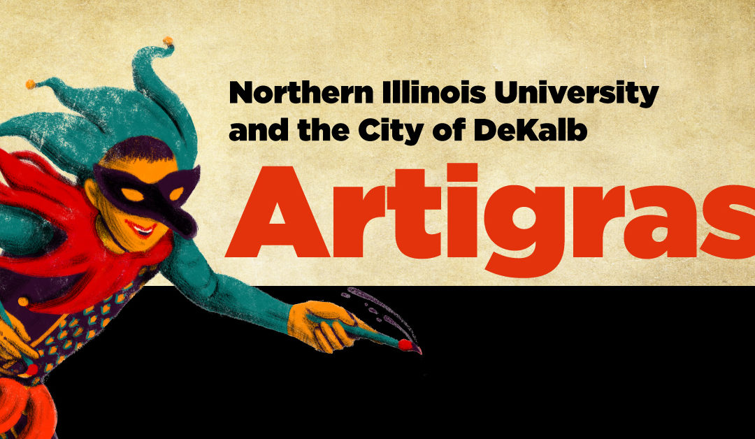 Artigras annual Spring Art Walk is now a two day event