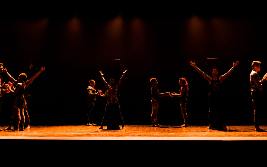 The story behind the dance that sent NIU to the Kennedy Center