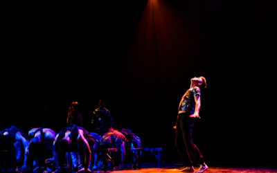 NIU students to perform Kennedy Center number at this fall's dance concert, Nov. 15-18