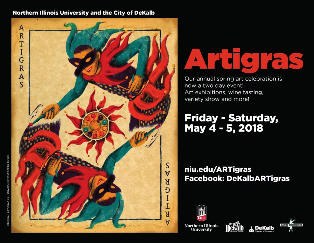 Artigras poster