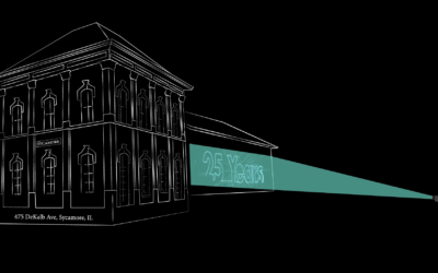 Sycamore Depot Light Show features work from NIU School of Art and Design students