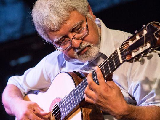 In the news: Northern Star profile on retiring NIU School of Music Associate Professor Fareed Haque