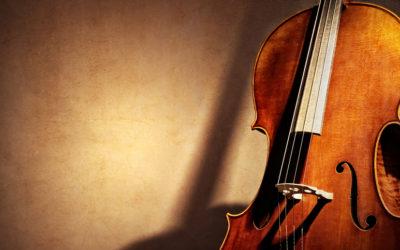 Founders Memorial Library exhibit on cellist Raya Garbousova