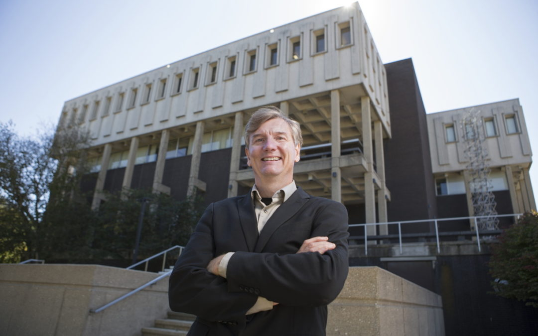Alumni profile: First generation college graduate John Siblik