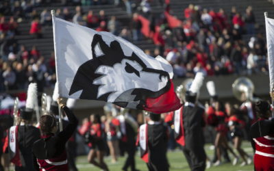 In the news: Northern Public Radio interview with Huskie Marching Band Director Tom Bough