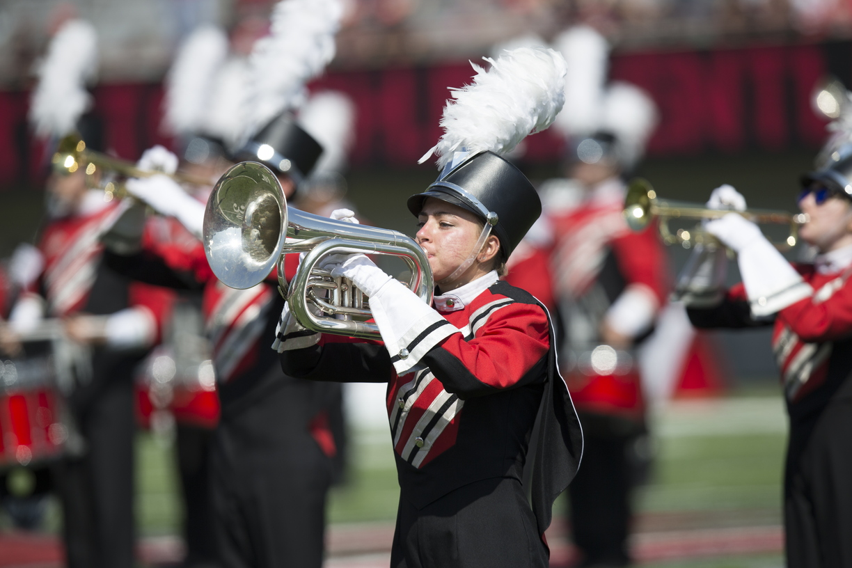 Huskie Marching Band
