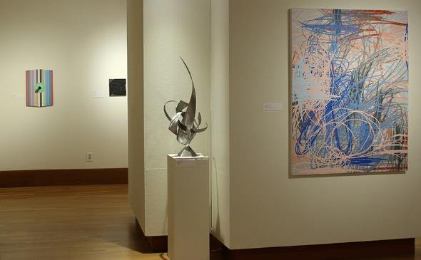 NIU Art Museum celebrates alumni and former faculty with exhibitions