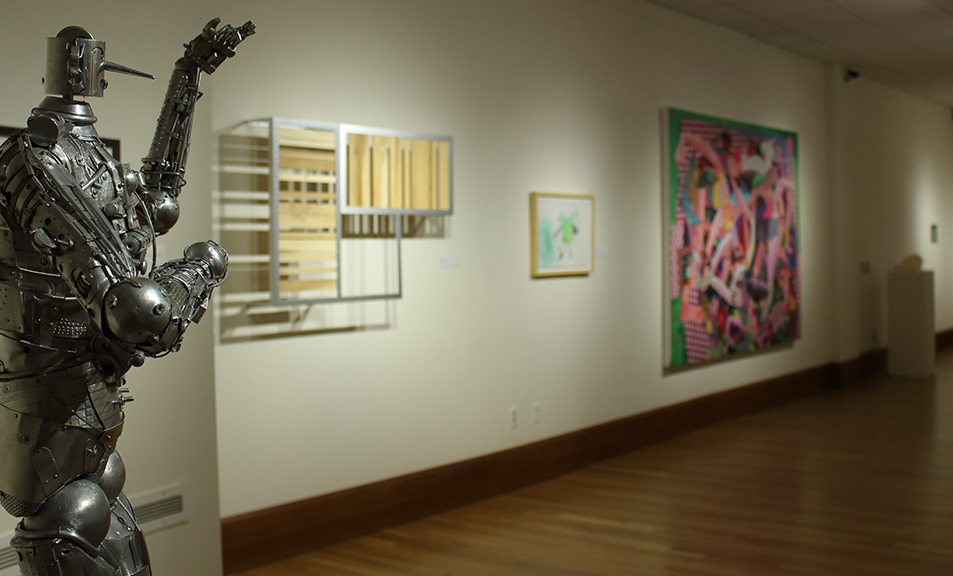 Jack Arends Hall 50th Anniversary celebrated with exhibition receptions, Sept. 20