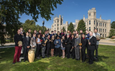 NIU Percussion Ensemble to perform at PASIC in Indianapolis