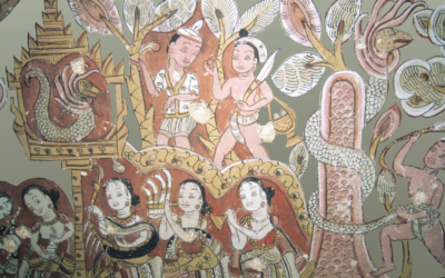 NIU hosts alumna Alexandra Green for lecture on the Buddah in late Burmese art