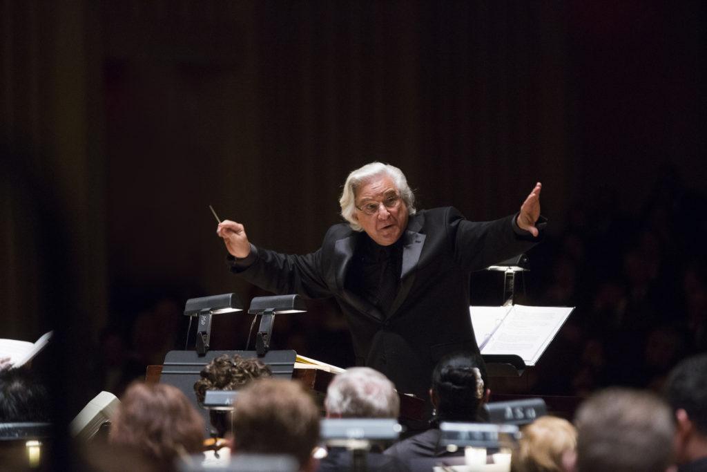 Maestro Murry Sidlin