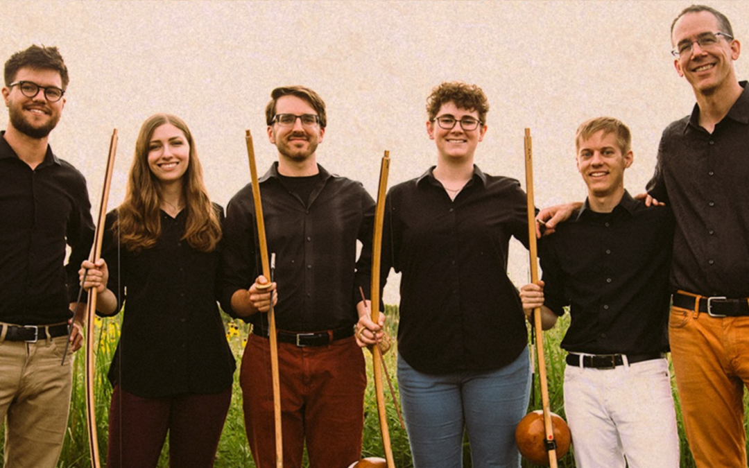 Projeto Arcomusical announces three concerts to back release of new album