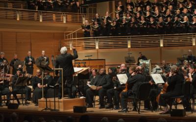 School of Music to present Defiant Requiem: Verdi at Terezín, April 28