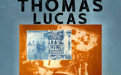 Art and Design welcomes visiting artist Thomas Lucas, Feb. 28