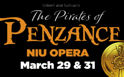 NIU Opera Presents: The Pirates of Penzance, March 29 and 31