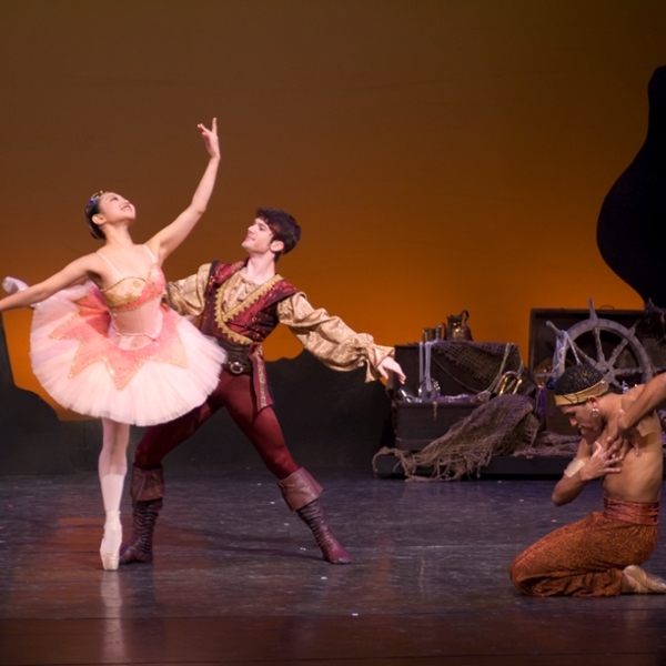 Spring Dance Concert: Le Corsaire, April 25-28