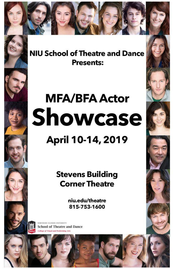 2019 BFA MFA Actor Showcase