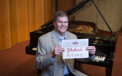 Artistry unleashed: School of Music's David Maki shares his appreciation for the NIU experience