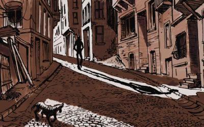 Alumni spotlight: Korkut Akacik, illustrator, animator, and educator