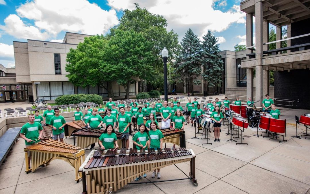 NIU Percussion Camp Returns This Summer
