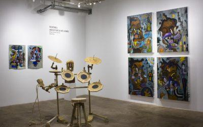 Art and Design's Mike Rea's work on exhibit in Philadelphia
