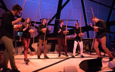 "Arcomusical's ""Spinning in the Wheel"" receives critical praise"