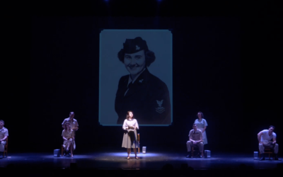 'Our Lives in Letters' brings letters from World War II, and their writers, to life