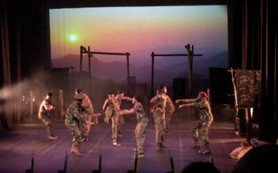 Theatre and Dance professor Gibson Cima on protest theater and his research in South Africa