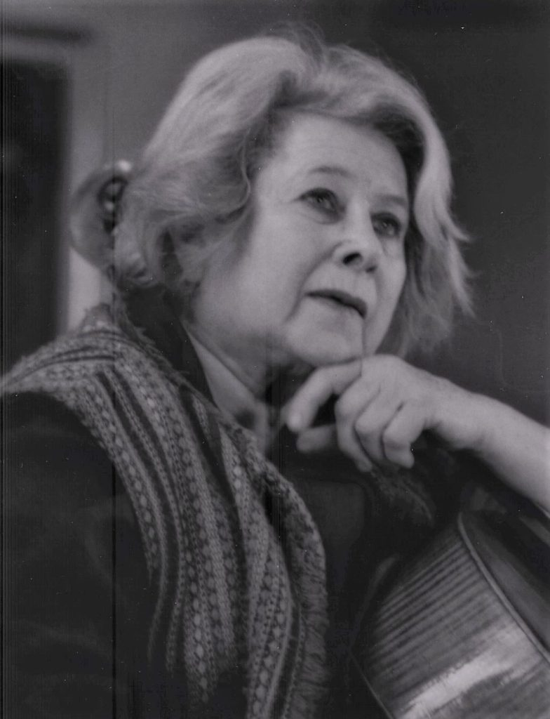 Raya Garbousova