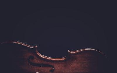 "NIU's Anthony Devroye and Notre Dame's Daniel Schlosberg present ""Viola Century"" at NIU, Sept. 24"