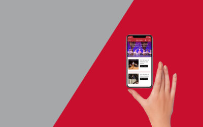 Buy your music and theater tickets through the NIU app