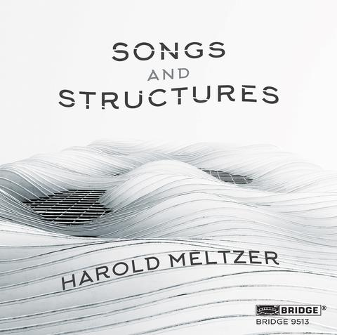 Harold Metzer - Songs and Structures