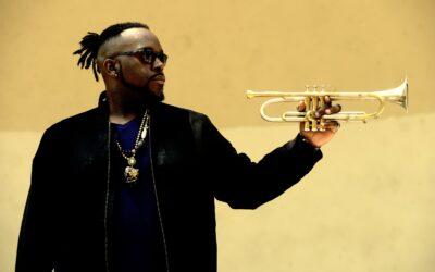 Musician Marquis Hill, '09, Recognized for Alumni Achievement in the Arts